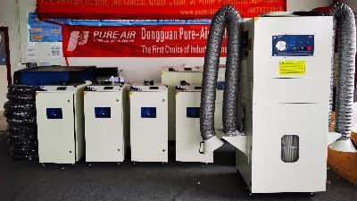 激光烟雾净化器,激光切割烟雾净化器,执信环保净化车间烟尘!