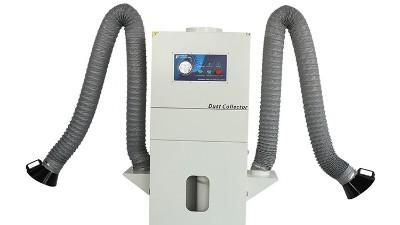 移动式焊烟除尘器,焊机除尘设备,执信环保设备,焊接企业的选择!