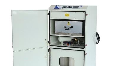 执信环保,移动式焊烟除尘器,焊机除尘设备,高效净化焊接废气粉尘!
