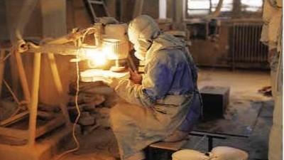 移动焊烟净化器,焊接除尘设备,执信环保设备,焊接企业的选择!