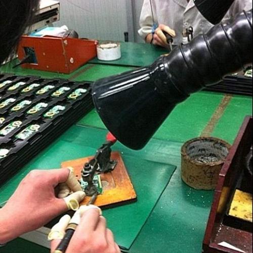 执信环保科技焊锡烟雾净化器生产厂家