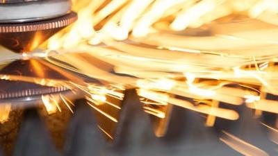 净化激光切割烟尘,执信环保激光切割烟雾过滤器!