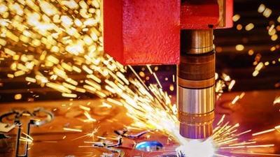 执信环保激光切割烟雾过滤器,激光切割企业不是所有材料都可切割的!
