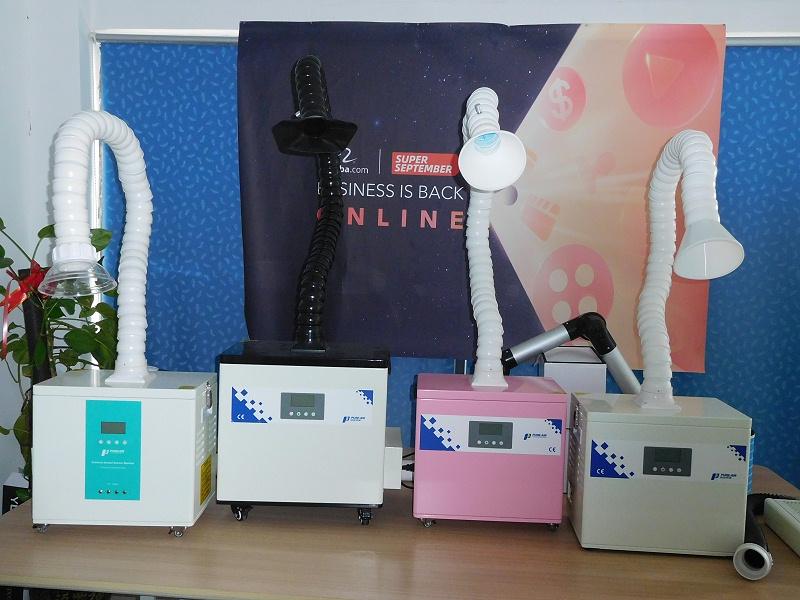 烟雾净化器生产厂家,烟雾净化器