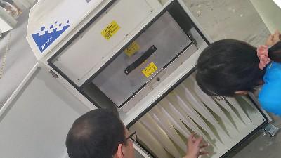 烟尘净化设备,烟气处理设备,执信环保环保设备净化车间烟尘!