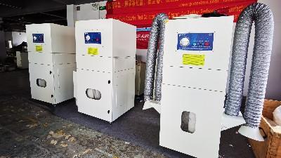 滤筒除尘设备,脉冲滤筒除尘器,执信环保帮助企业净化烟尘污染!