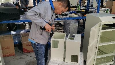 执信环保,固定式焊烟净化器,10年焊接烟尘净化器制造商!