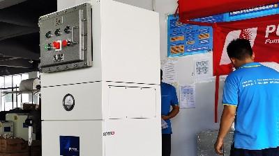 粉尘防爆吸尘器,防爆除尘设备,执信环保为各企业提供安全除尘设备!