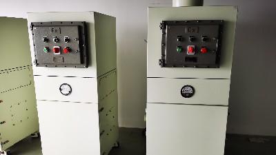 执信环保的防爆除尘器,铝粉防爆集尘器安全,可靠,稳定!