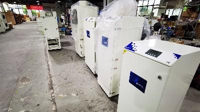 执信环保,激光切割烟雾净化器,工业烟雾净化器设备,厂家直销!