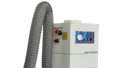 打磨抛光集尘器价格和粉尘净化器价钱,并不是首要关注的。