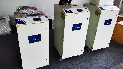 工业集尘器设备