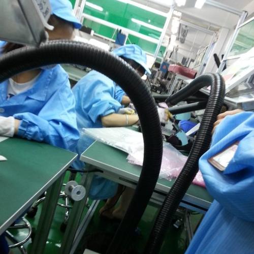 3C电子企业的选择的对象,执信环保科技焊锡烟雾净化器!