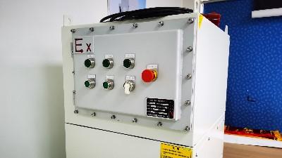 小型防爆除尘器-单机脉冲防爆除尘器-执信环保制造厂家!
