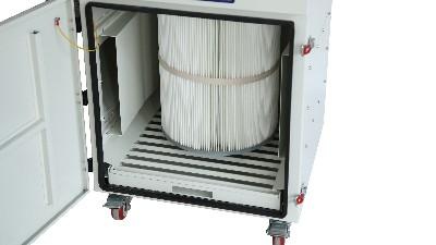 执信环保,移动式小型除尘器,移动式脉冲除尘器,设备优秀,质量可靠!