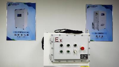 防爆专用工业吸尘器,工业除尘器,执信环保净化高效!