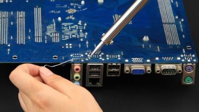 解析新型自动焊锡技术,执信环保焊锡烟雾过滤器!