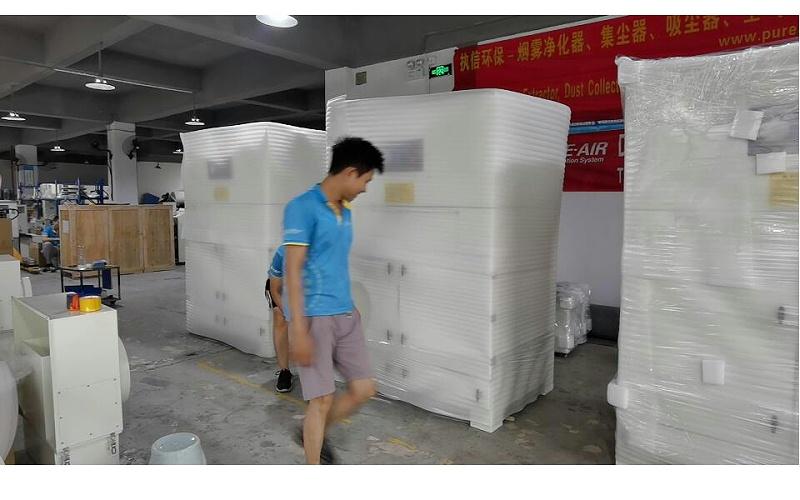 工业防爆除尘设备