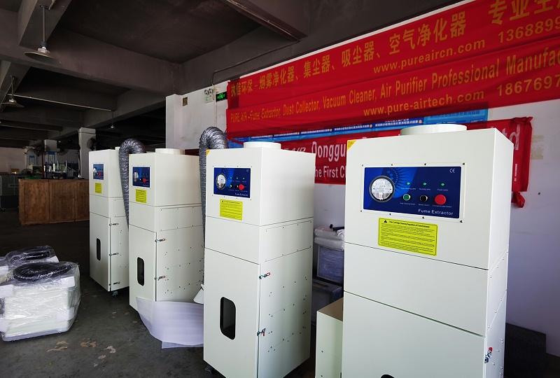 工业移动吸尘器